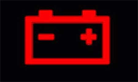 batterie à plat