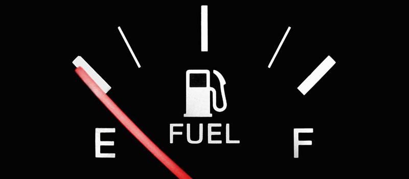 jauge à carburant