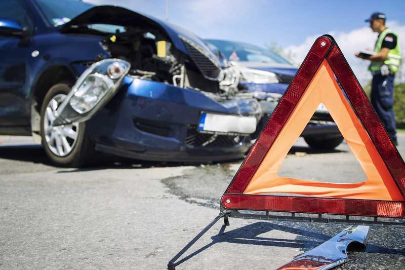 remorquage auto accident
